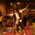 Super Jack Sparrow en slackline - © Etienne Grassart/ Lucie Maillot